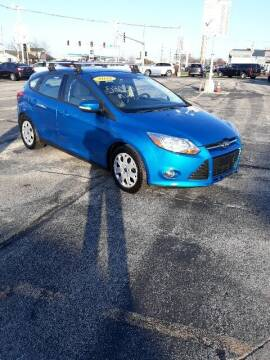 2012 Ford Focus for sale at Bachrodt on State in Rockford IL