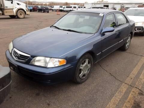 2001 Mazda 626 for sale at Main Street Motors in Rapid City SD