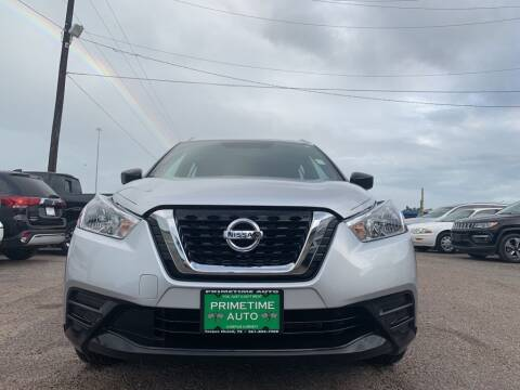 2018 Nissan Kicks for sale at Primetime Auto in Corpus Christi TX