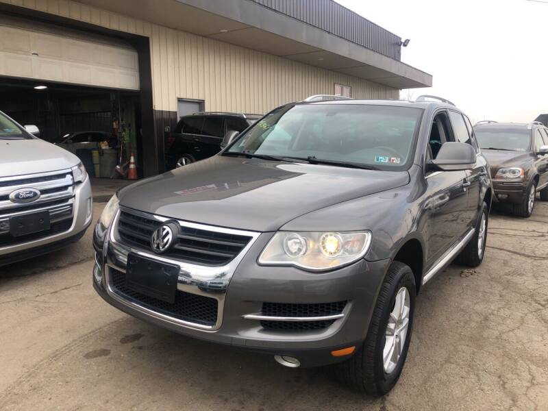 2009 Volkswagen Touareg 2 for sale in Youngstown, OH