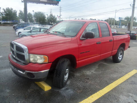 2004 Dodge Ram Pickup 1500 for sale at ORANGE PARK AUTO in Jacksonville FL