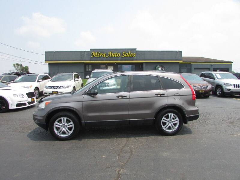 2011 Honda CR-V for sale at MIRA AUTO SALES in Cincinnati OH