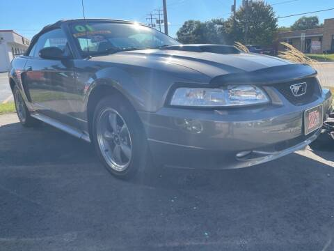 2001 Ford Mustang for sale at Zs Auto Sales Burlington in Burlington WI