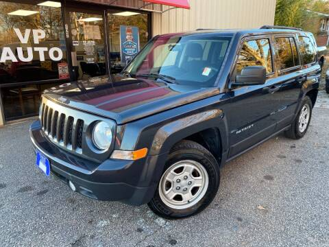 2015 Jeep Patriot for sale at VP Auto in Greenville SC