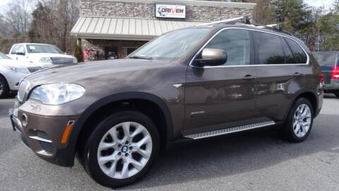2013 BMW X5 for sale at Driven Pre-Owned in Lenoir NC