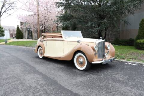 1947 Bentley Mark VI for sale at Gullwing Motor Cars Inc in Astoria NY
