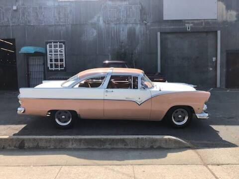 1955 Ford Fairlane for sale at Route 40 Classics in Citrus Heights CA