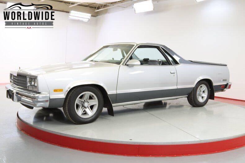 1986 Chevrolet El Camino for sale in Denver, CO
