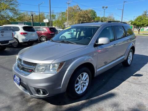 2015 Dodge Journey for sale at Aurora Auto Center Inc in Aurora IL