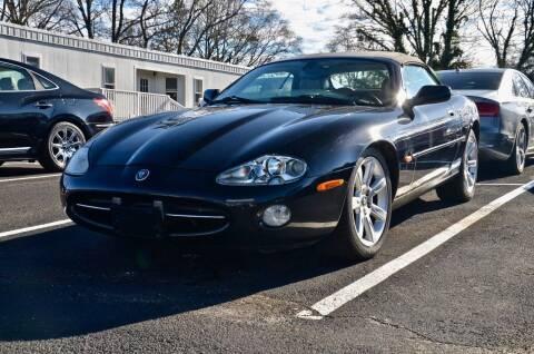 2003 Jaguar XK-Series for sale at Carxoom in Marietta GA