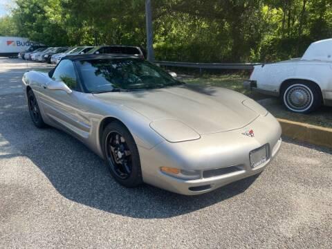 1999 Chevrolet Corvette for sale at Black Tie Classics in Stratford NJ