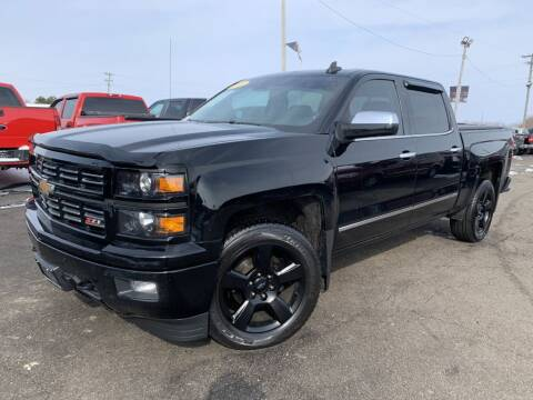 2015 Chevrolet Silverado 1500 for sale at Superior Auto Mall of Chenoa in Chenoa IL
