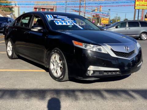 2011 Acura TL for sale at Active Auto Sales in Hatboro PA