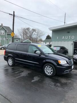 2011 Chrysler Town and Country for sale at SHEFFIELD MOTORS INC in Kenosha WI