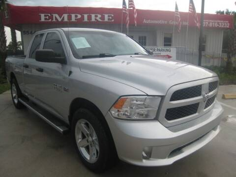 2017 RAM Ram Pickup 1500 for sale at Empire Automotive Group Inc. in Orlando FL