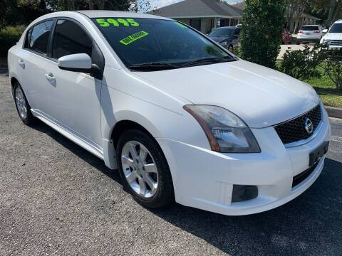 2011 Nissan Sentra for sale at The Car Connection Inc. in Palm Bay FL