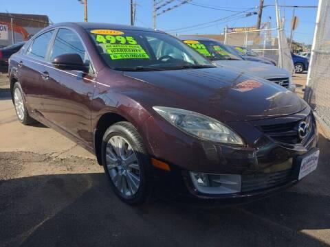 2010 Mazda MAZDA6 for sale at Dan Kelly & Son Auto Sales in Philadelphia PA