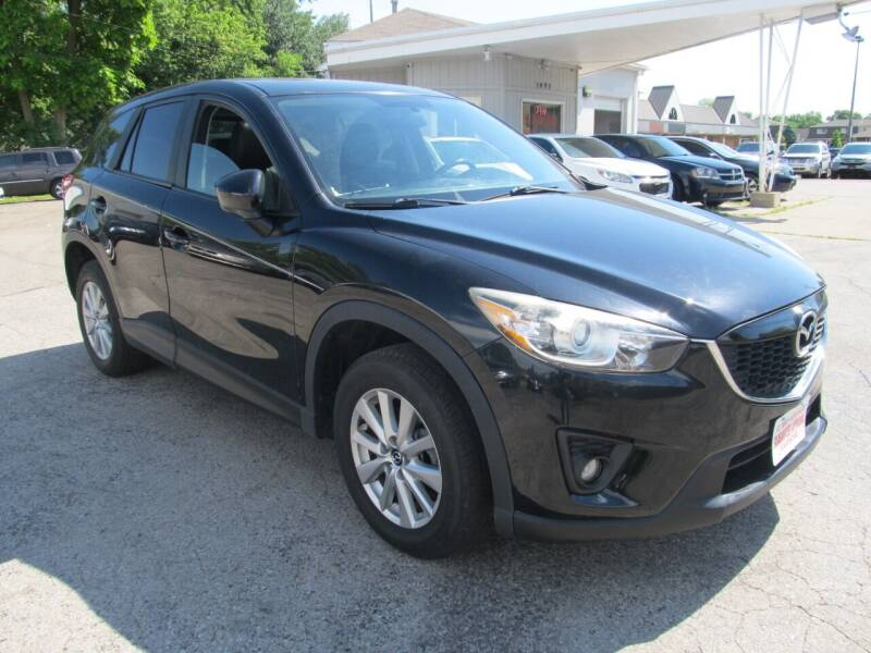 2015 Mazda CX-5 for sale at St. Mary Auto Sales in Hilliard OH