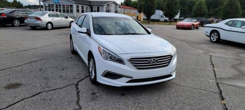 2016 Hyundai Sonata for sale at Kelly & Kelly Supermarket of Cars in Fayetteville NC