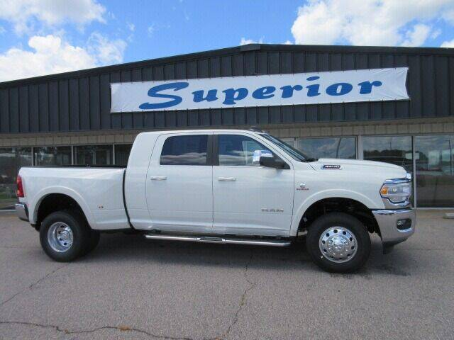 2020 RAM Ram Pickup 3500 for sale at SUPERIOR CHRYSLER DODGE JEEP RAM FIAT in Henderson NC