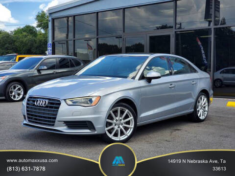 2015 Audi A3 for sale at Automaxx in Tampa FL