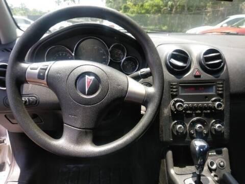 2008 Pontiac G6 for sale at JacksonvilleMotorMall.com in Jacksonville FL