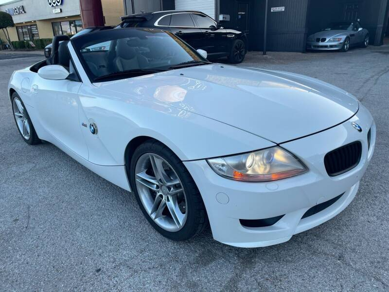 2007 BMW Z4 M for sale at Austin Direct Auto Sales in Austin TX