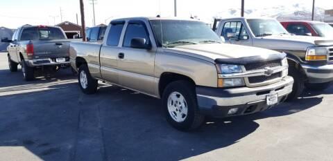 2004 Chevrolet Silverado 1500 for sale at Auto Image Auto Sales in Pocatello ID