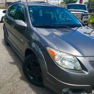 2006 Pontiac Vibe for sale at Cutiva Cars in Gastonia NC