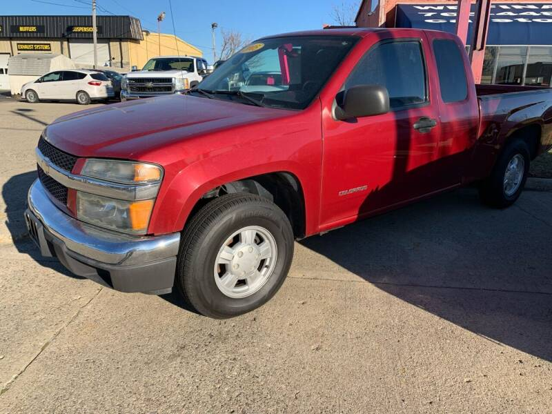 2005 Chevrolet Colorado for sale at Cars To Go in Lafayette IN