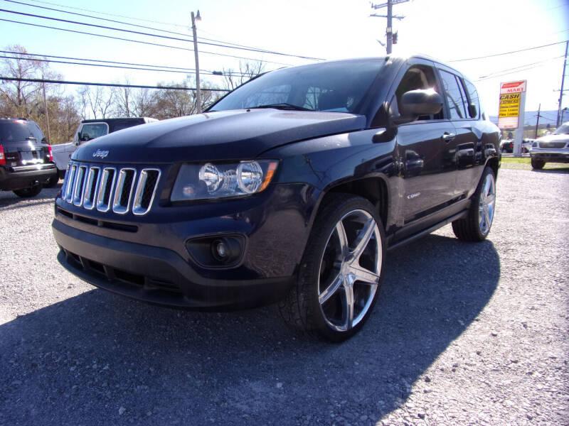 2014 Jeep Compass for sale at RAY'S AUTO SALES INC in Jacksboro TN