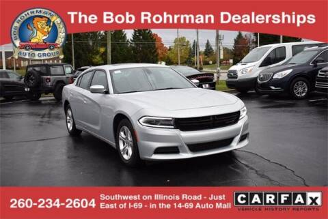 2019 Dodge Charger for sale at BOB ROHRMAN FORT WAYNE TOYOTA in Fort Wayne IN