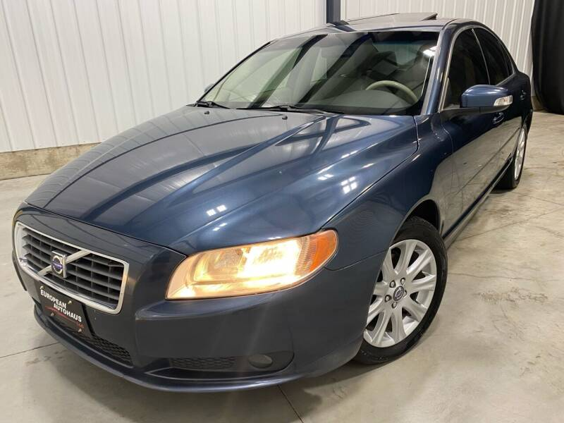 2009 Volvo S80 for sale at EUROPEAN AUTOHAUS in Holland MI