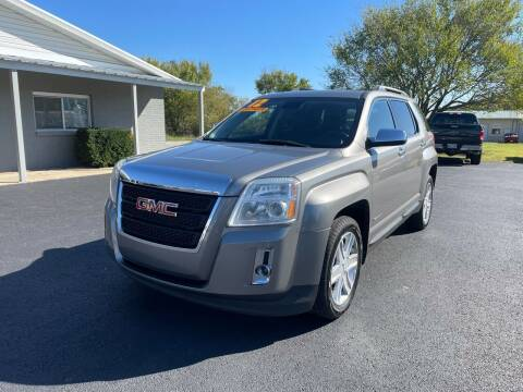 2012 GMC Terrain for sale at Jacks Auto Sales in Mountain Home AR