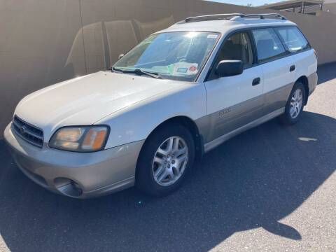 2002 Subaru Outback for sale at Blue Line Auto Group in Portland OR