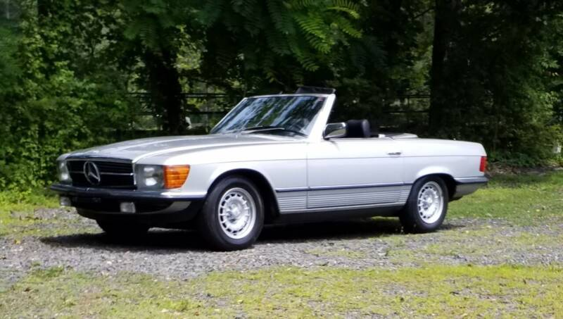 1984 Mercedes-Benz 280-Class for sale in Peapack, NJ