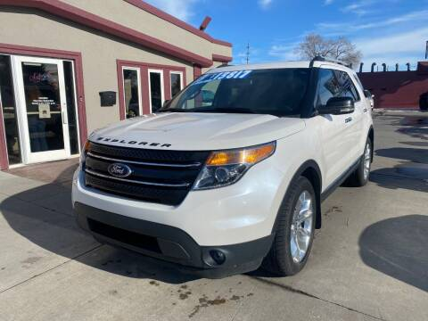2013 Ford Explorer for sale at Sexton's Car Collection Inc in Idaho Falls ID