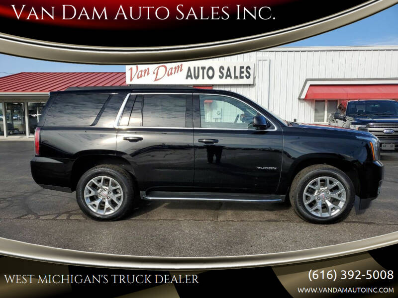 2019 GMC Yukon for sale at Van Dam Auto Sales Inc. in Holland MI