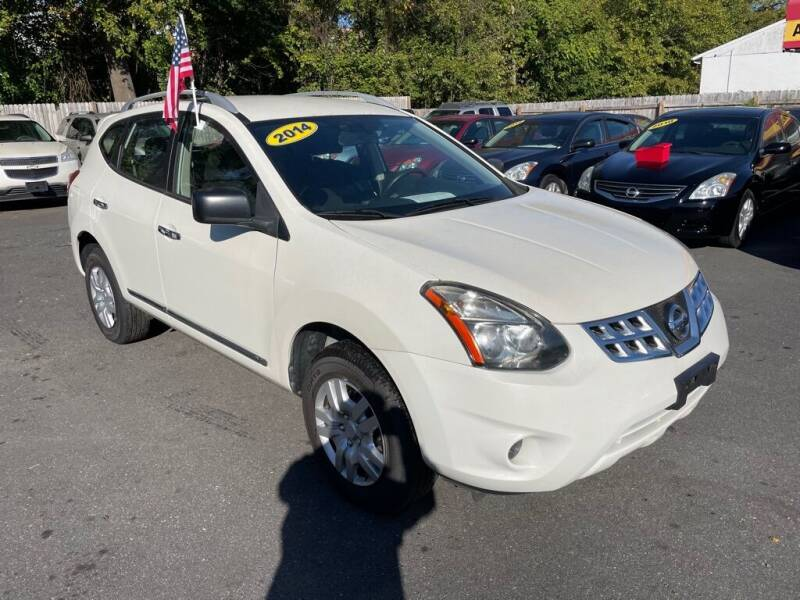 2014 Nissan Rogue Select for sale at Auto Revolution in Charlotte NC