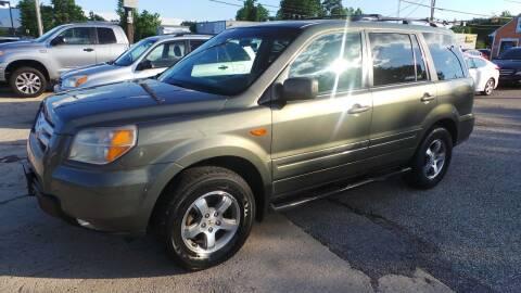 2008 Honda Pilot for sale at Unlimited Auto Sales in Upper Marlboro MD
