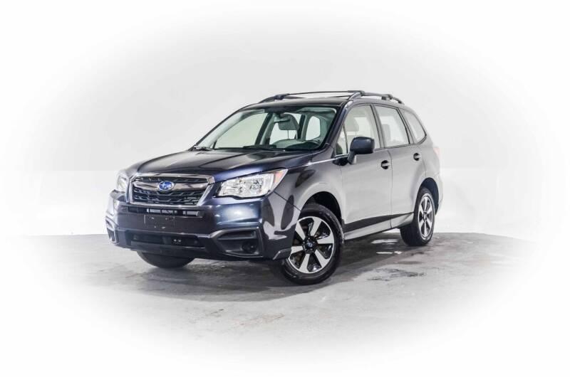 2018 Subaru Forester for sale at CarXoom in Marietta GA
