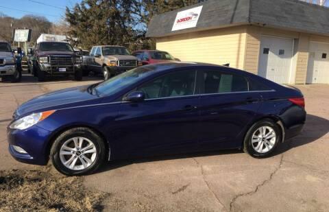 2013 Hyundai Sonata for sale at Gordon Auto Sales LLC in Sioux City IA