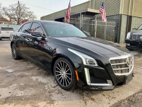 2014 Cadillac CTS for sale at Gus's Used Auto Sales in Detroit MI