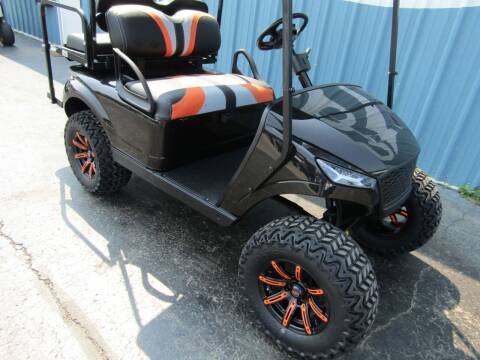 2017 E-Z-GO TXT Storm Electric for sale at Rob's Auto Sales - Robs Auto Sales in Skiatook OK