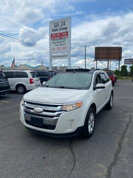 2011 Ford Edge for sale at US 24 Auto Group in Redford MI