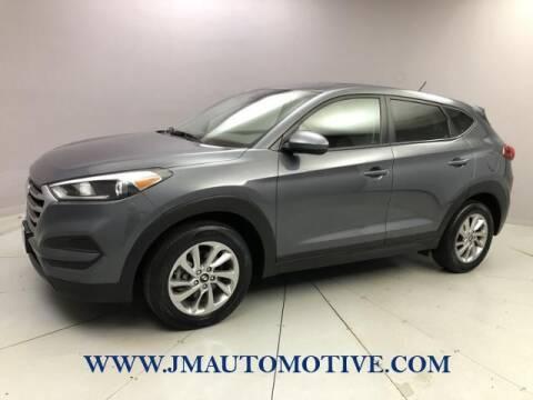 2018 Hyundai Tucson for sale at J & M Automotive in Naugatuck CT