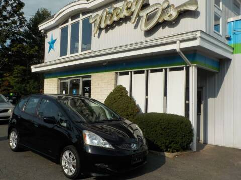 2011 Honda Fit for sale at Nicky D's in Easthampton MA