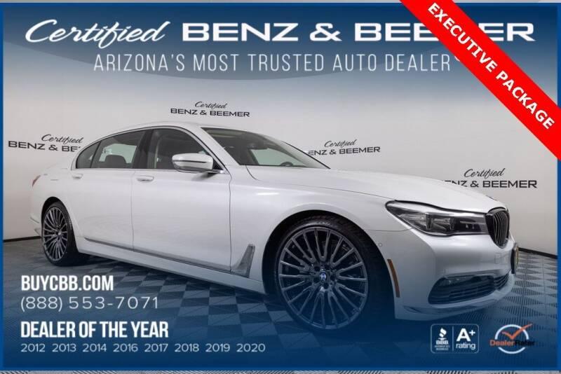 2018 BMW 7 Series for sale in Scottsdale, AZ