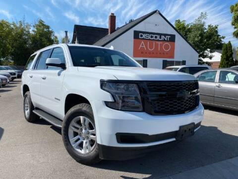 2018 Chevrolet Tahoe for sale at Discount Auto Brokers Inc. in Lehi UT
