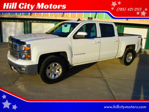 2015 Chevrolet Silverado 1500 for sale at Hill City Motors in Hill City KS